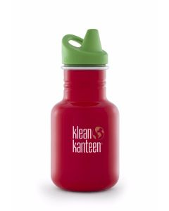 Bouteille Kid Kanteen Sippy Cap - Rouge