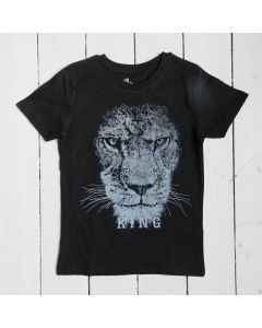 T-Shirt LION KING en Coton biologique