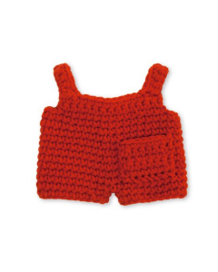 Miffy, Salopette rouge