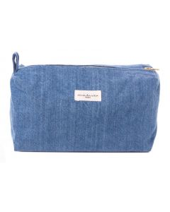 Trousse de Toilette Maternité ALMA, Stone Washed Denim
