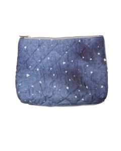 Trousse en coton bio, Nightfall
