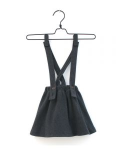 Robe Pinafore en coton