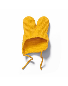 Miffy, bonnet jaune