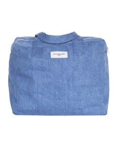Sac 24H CELESTIN, Stone-Washed Denim