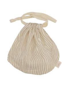 Multi Bag small, Oyster Grey Wave