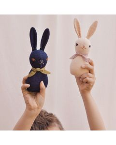 Hochet Lapin, Denim