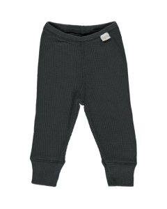 Leggings Basilic Pirate Black Honeycomb