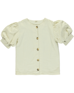 Blouse Poire MADAME, Almond Milk